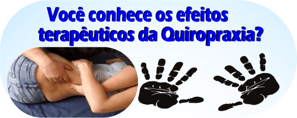 Quiropraxia em Brasília DF